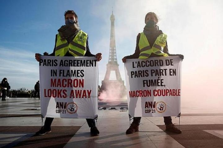 Paris court finds French state guilty in landmark lawsuit over climate inaction