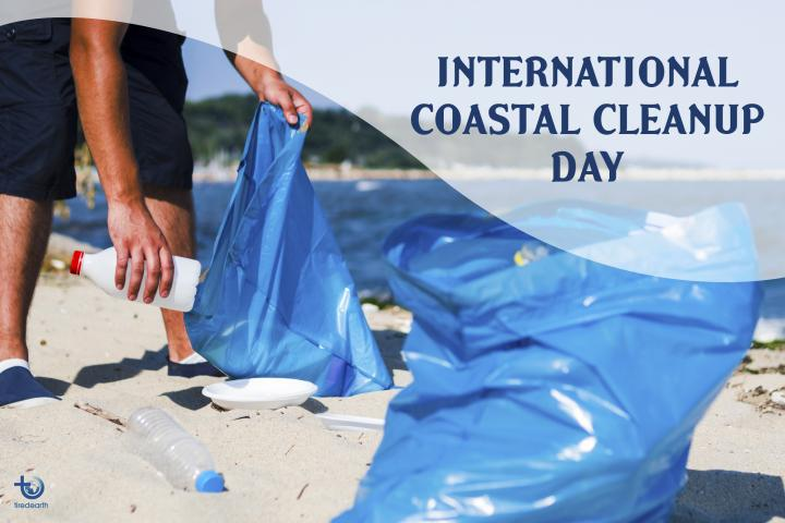 Let's Celebrate Coastal Cleanup Day by Cleaning the Beaches