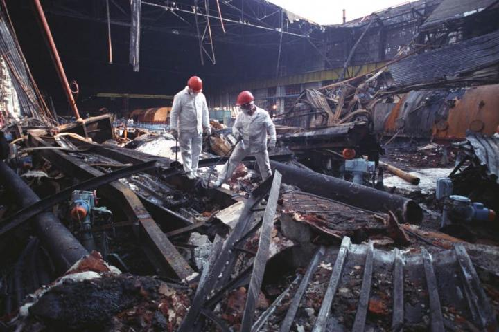 Chernobyl – the world's worst nuclear disaster revisited