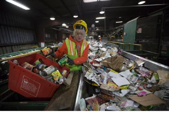 COVID-19 is laying waste to many US recycling programs